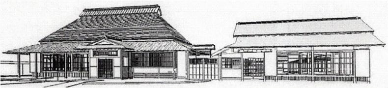 改修後の建屋のイメージ図